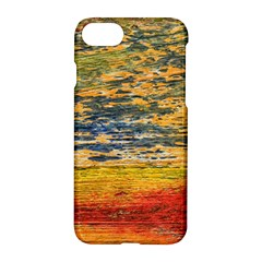 The Framework Drawing Color Texture Apple Iphone 8 Hardshell Case