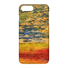 The Framework Drawing Color Texture Apple Iphone 8 Plus Hardshell Case