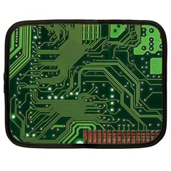 Board Computer Chip Data Processing Netbook Case (xl)