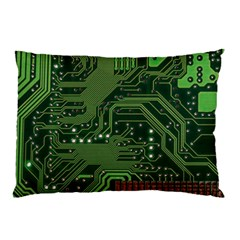 Board Computer Chip Data Processing Pillow Case (two Sides)