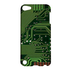 Board Computer Chip Data Processing Apple Ipod Touch 5 Hardshell Case