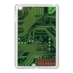 Board Computer Chip Data Processing Apple Ipad Mini Case (white)