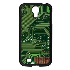 Board Computer Chip Data Processing Samsung Galaxy S4 I9500/ I9505 Case (black)