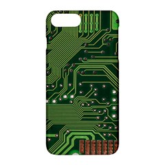 Board Computer Chip Data Processing Apple Iphone 8 Plus Hardshell Case