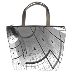 Graphic Design Background Bucket Bags