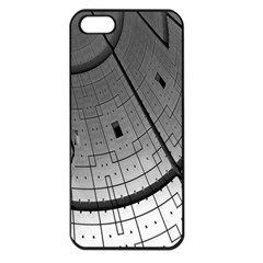 Graphic Design Background Apple Iphone 5 Seamless Case (black)