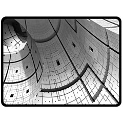 Graphic Design Background Double Sided Fleece Blanket (large)