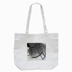 Graphic Design Background Tote Bag (white)