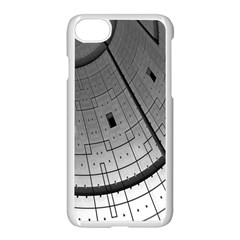 Graphic Design Background Apple Iphone 8 Seamless Case (white)