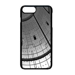 Graphic Design Background Apple Iphone 8 Plus Seamless Case (black)