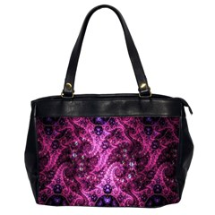 Fractal Art Digital Art Office Handbags (2 Sides)