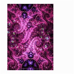 Fractal Art Digital Art Small Garden Flag (two Sides)