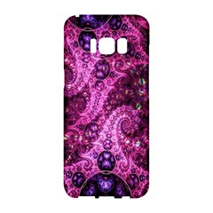Fractal Art Digital Art Samsung Galaxy S8 Hardshell Case