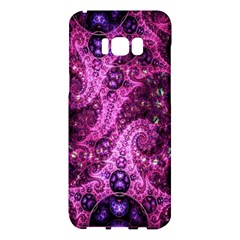 Fractal Art Digital Art Samsung Galaxy S8 Plus Hardshell Case