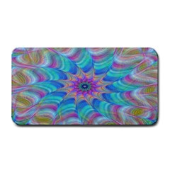 Fractal Curve Decor Twist Twirl Medium Bar Mats