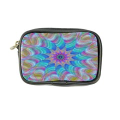 Fractal Curve Decor Twist Twirl Coin Purse