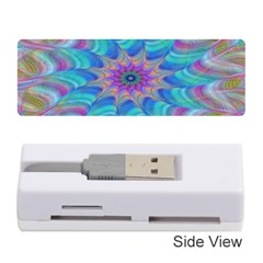 Fractal Curve Decor Twist Twirl Memory Card Reader (stick)