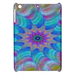 Fractal Curve Decor Twist Twirl Apple Ipad Mini Hardshell Case