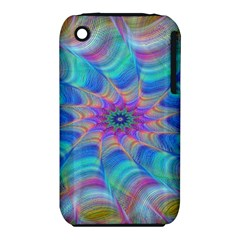 Fractal Curve Decor Twist Twirl Iphone 3s/3gs