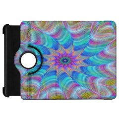 Fractal Curve Decor Twist Twirl Kindle Fire Hd 7