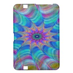 Fractal Curve Decor Twist Twirl Kindle Fire Hd 8 9