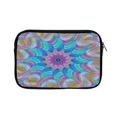 Fractal Curve Decor Twist Twirl Apple Ipad Mini Zipper Cases