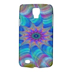 Fractal Curve Decor Twist Twirl Galaxy S4 Active