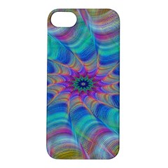Fractal Curve Decor Twist Twirl Apple Iphone 5s/ Se Hardshell Case