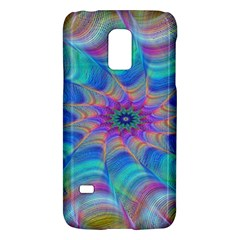 Fractal Curve Decor Twist Twirl Galaxy S5 Mini