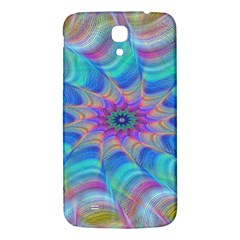 Fractal Curve Decor Twist Twirl Samsung Galaxy Mega I9200 Hardshell Back Case