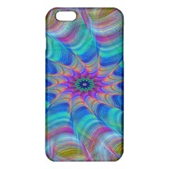 Fractal Curve Decor Twist Twirl Iphone 6 Plus/6s Plus Tpu Case