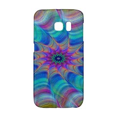 Fractal Curve Decor Twist Twirl Galaxy S6 Edge