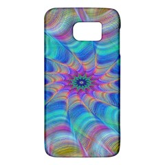 Fractal Curve Decor Twist Twirl Galaxy S6