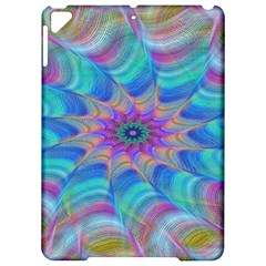 Fractal Curve Decor Twist Twirl Apple Ipad Pro 9 7   Hardshell Case