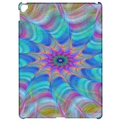 Fractal Curve Decor Twist Twirl Apple Ipad Pro 12 9   Hardshell Case