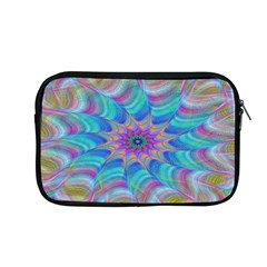 Fractal Curve Decor Twist Twirl Apple Macbook Pro 13  Zipper Case