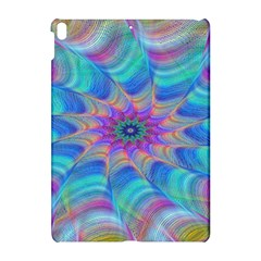 Fractal Curve Decor Twist Twirl Apple Ipad Pro 10 5   Hardshell Case