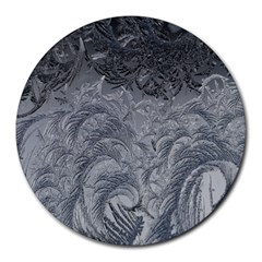 Abstract Art Decoration Design Round Mousepads
