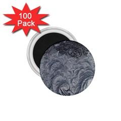 Abstract Art Decoration Design 1 75  Magnets (100 Pack)