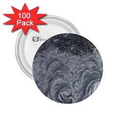 Abstract Art Decoration Design 2 25  Buttons (100 Pack)
