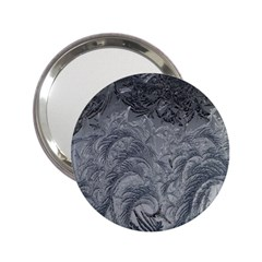Abstract Art Decoration Design 2 25  Handbag Mirrors