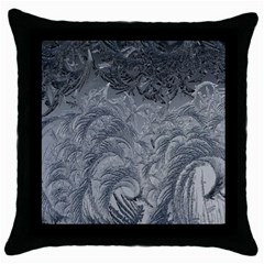 Abstract Art Decoration Design Throw Pillow Case (black)