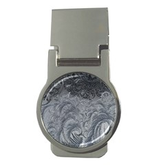 Abstract Art Decoration Design Money Clips (round)