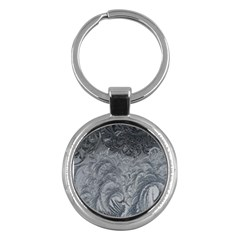 Abstract Art Decoration Design Key Chains (round)