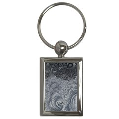 Abstract Art Decoration Design Key Chains (rectangle)