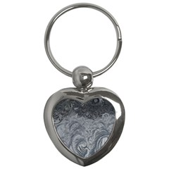 Abstract Art Decoration Design Key Chains (heart)