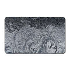 Abstract Art Decoration Design Magnet (rectangular)