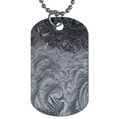 Abstract Art Decoration Design Dog Tag (one Side)
