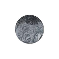Abstract Art Decoration Design Golf Ball Marker