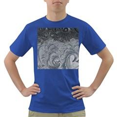 Abstract Art Decoration Design Dark T Shirt